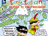 Tiny Titans: Return to the Treehouse Vol 1 5