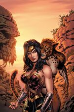 Wonder Woman seeks the Cheetah's help