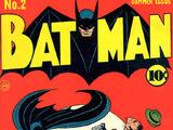 Batman Vol 1 2