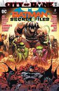 Batman Secret Files Vol 1 2