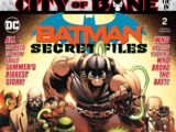 Batman Secret Files Vol 1 2