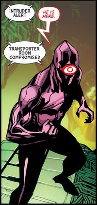 Brother Eye (Futures End) 003