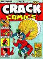 Crack Comics Vol 1 5