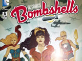 DC Comics Bombshells Vol 1 8