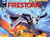 Fury of Firestorm: The Nuclear Men Vol 1 8