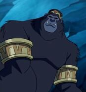 Gorilla Grodd Trapped in Time 001