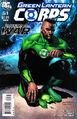 Green Lantern Corps Vol 2 61 Variant