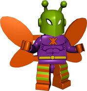 Lego Killer Moth