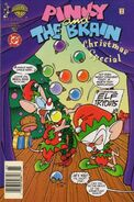 Pinky and the Brain A Christmas Special Vol 1 1