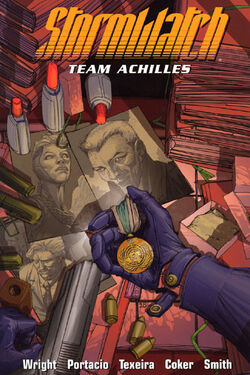 Cover for the Stormwatch: Team Achilles Vol. 2 Trade Paperback