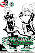 Sword of the Dark Ones Vol 1 2