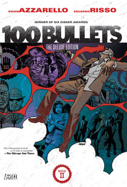 Cover for the 100 Bullets: Book Two Trade Paperback