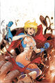 Ame-Comi Girls Featuring Power Girl Vol 1 4 Textless