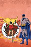 Batman and Robin Vol 2 38 Textless Flash Variant