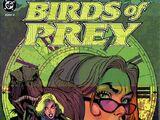 Birds of Prey: Old Friends, New Enemies (Collected)