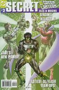 Green Lantern Secret Files and Origins 2