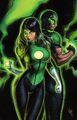 Green Lanterns Vol 1 49 Variant Textless