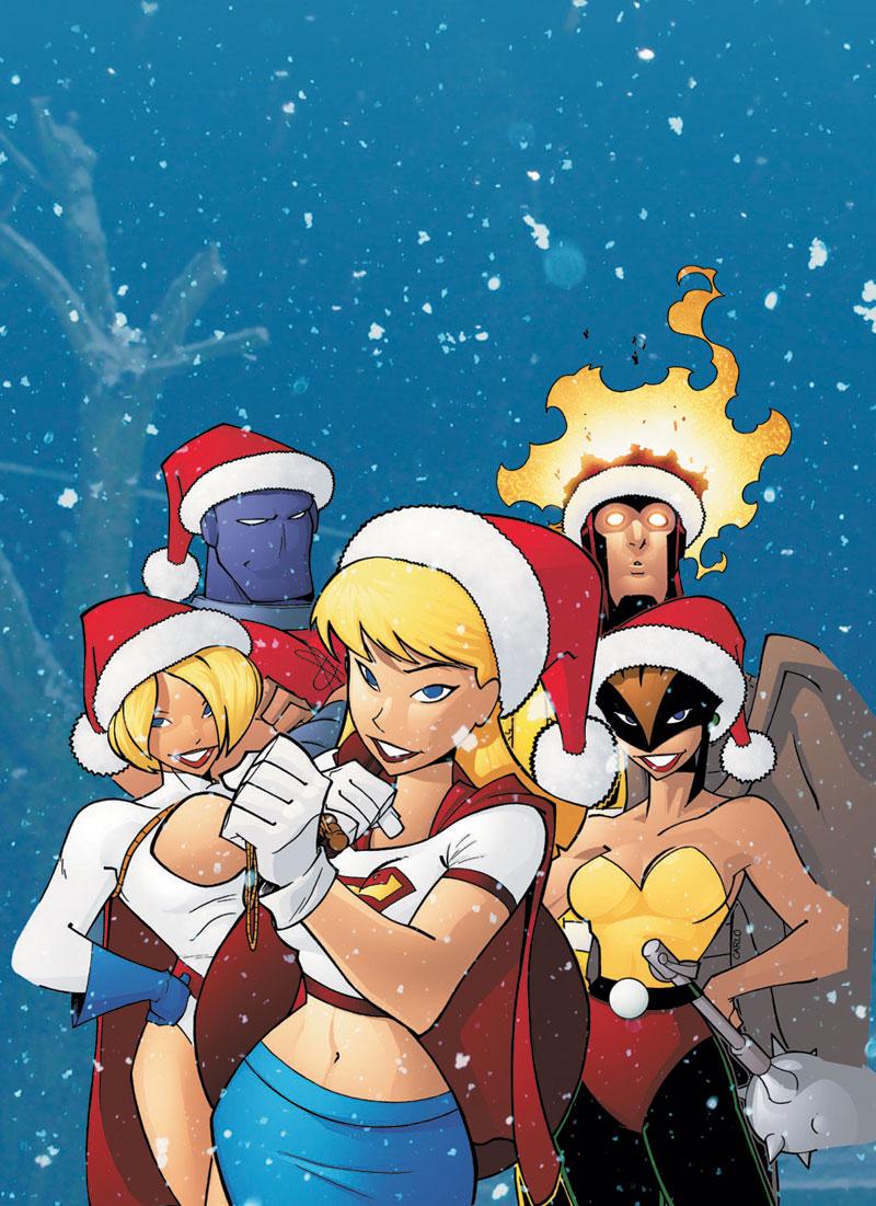 Image - Justice League Unlimited 16.jpg | DC Database | FANDOM ...