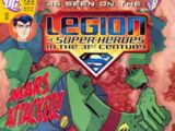 Legion of Super-Heroes in the 31st Century Vol 1 11