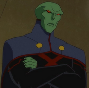 Martian Manhunter Doom 001