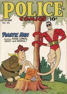 Police Comics Vol 1 46