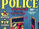 Police Comics Vol 1 6