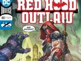 Red Hood: Outlaw Vol 1 44