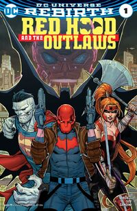Red Hood and the Outlaws Vol 2 1