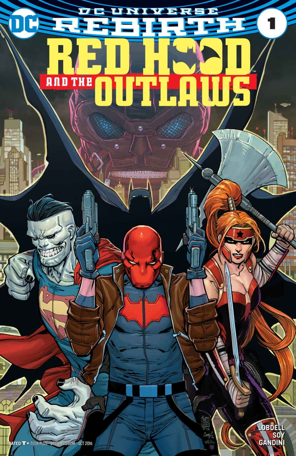 Red Hood And The Outlaws Dark Trinity Dc Database Fandom