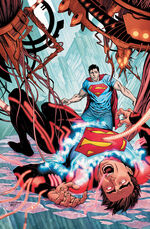 Last ditch attempt to save Superboy....