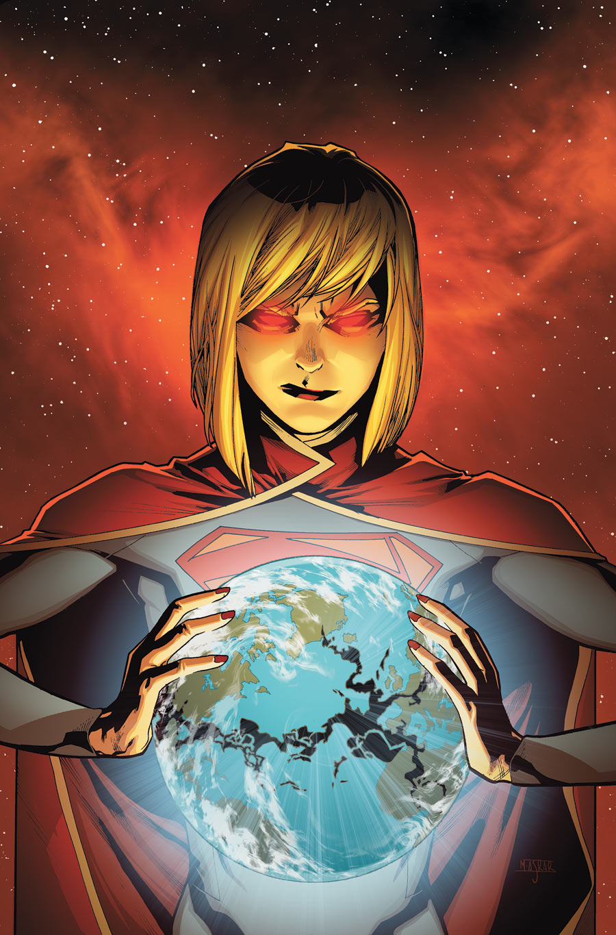 Supergirl Vol 6 18 Solicit
