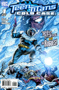 Teen Titans- Cold Case Vol 1 1