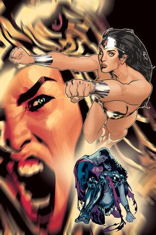 File:Wonder Woman Paradise Found TPB Textless.jpg