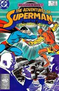 Adventures of Superman Vol 1 437