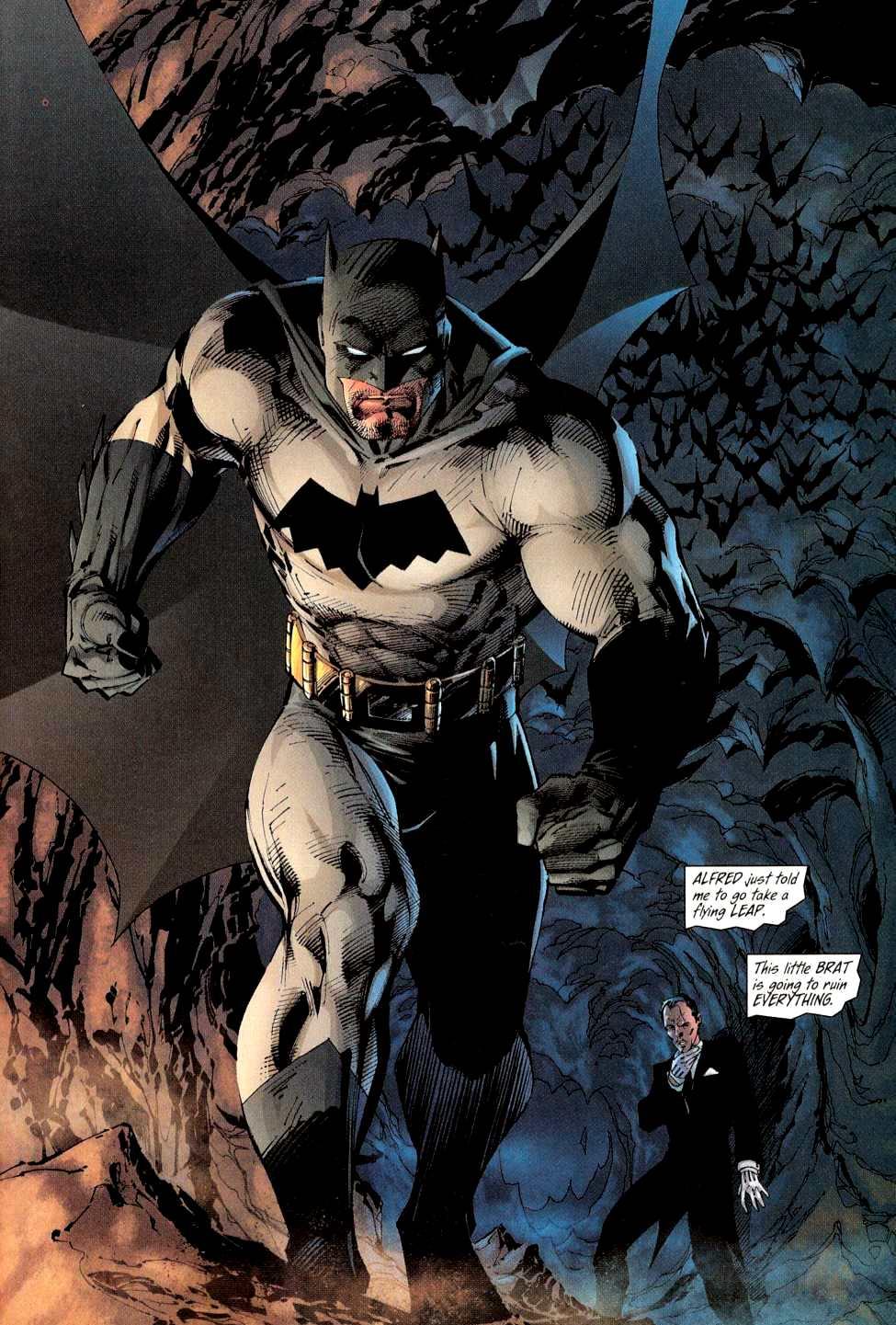 Série DC Comics-Multi-Univers-Batman The Dark Knight Returns-Armored Batman