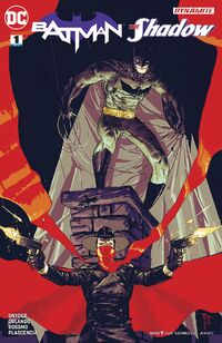Batman The Shadow Vol 1 1