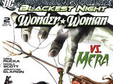 Blackest Night: Wonder Woman Vol 1 2