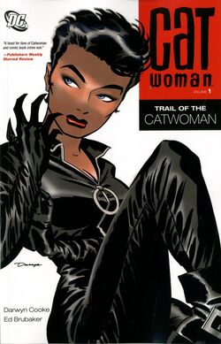 Cover for the Catwoman: Trail of the Catwoman Trade Paperback