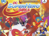 DC Super Hero Girls Halloween Fest Special Edition Vol 1 1
