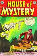 House of Mystery v.1 25