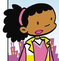 Natasha Irons Tiny Titans 001