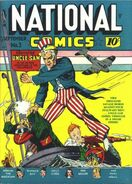 National Comics Vol 1 3