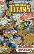 New Teen Titans Vol 2 75