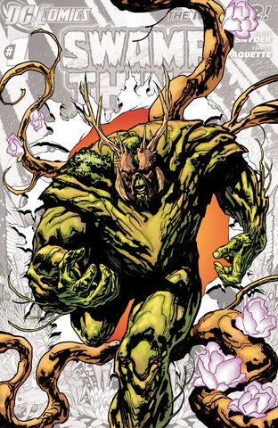 File:Swamp Thing Vol 5 0 Textless.jpg
