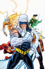 The Flash Vol 4 23.3 The Rogues Textless