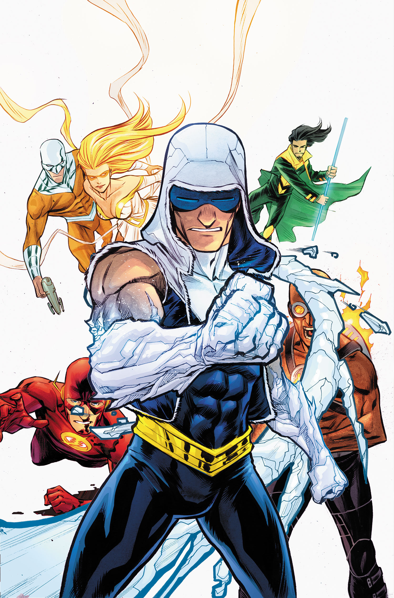 The Flash Vol 4 23 3 The Rogues Dc Database Fandom