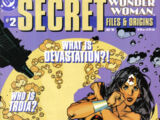 Wonder Woman Secret Files and Origins Vol 1 2