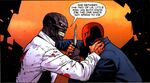 Black Mask vs Red Hood