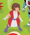 Elasti-Girl DC Super Hero Girls 0001