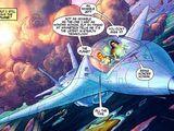 Wonder Woman's Invisible Plane